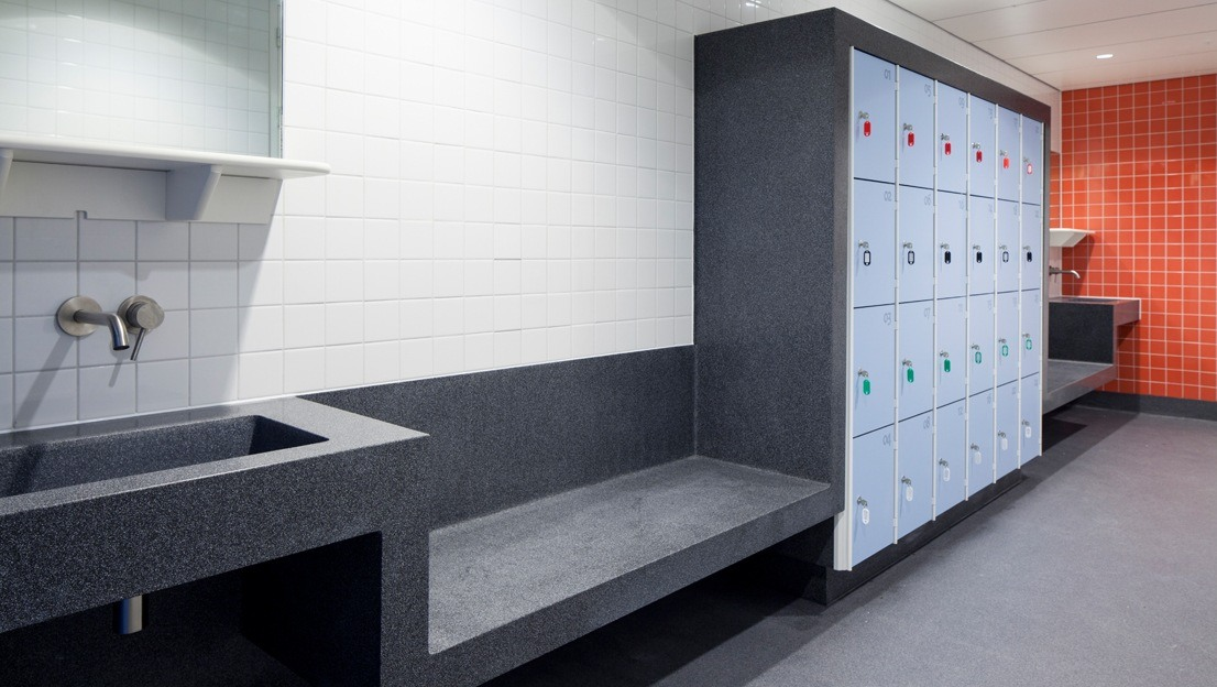 Lockers Hunneberg EAZZ